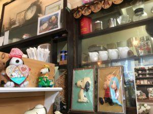 Cafe SunnyDay店内