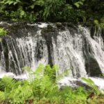 鬼押出し園と白糸の滝 夏旅行④