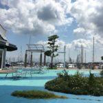 海沿いでランチ。ワンコに優しい『三井アウトレットパーク 横浜ベイサイド』